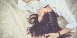 眠る~質のよい眠り(誘導瞑想)