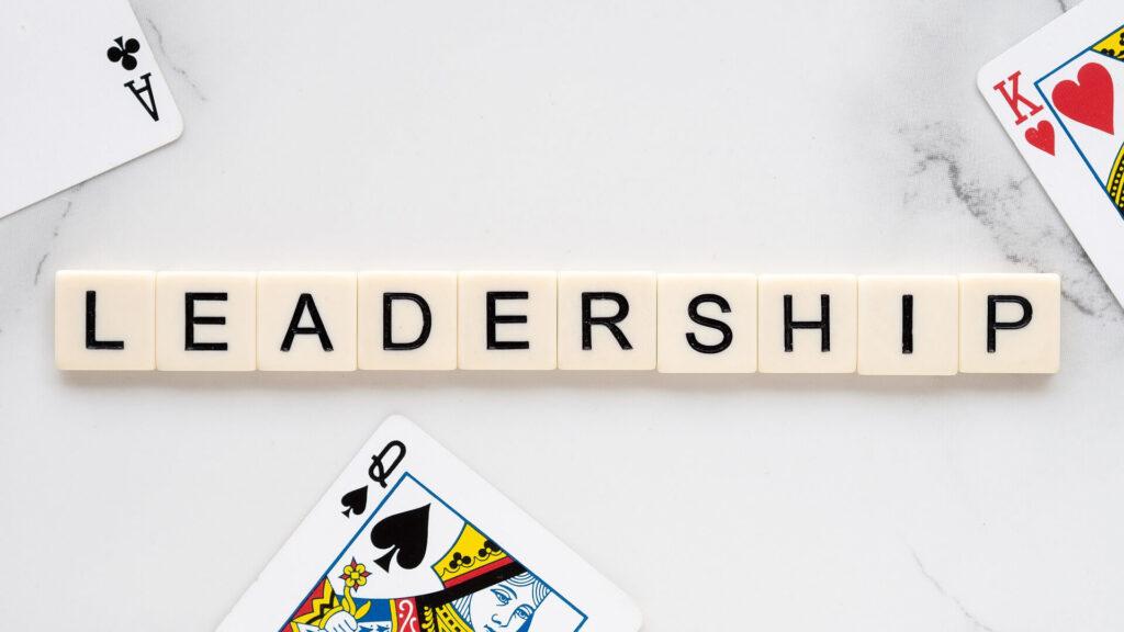 リーダーとして生きる