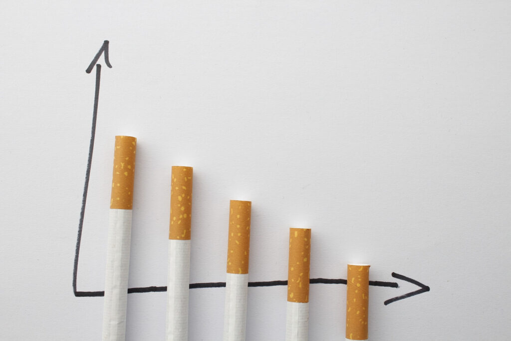 禁煙~煙草をやめる~