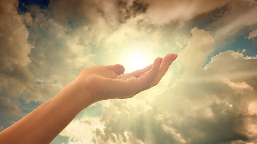 神と和解をする