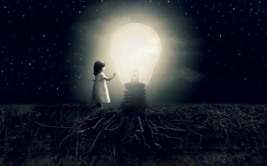 創造に染まる事への怖れを取り除く