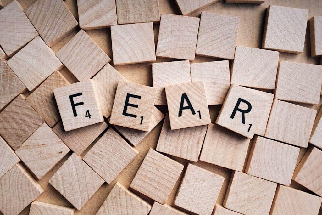 責められる恐怖をなくす